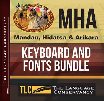 MHA-Keyboard-and-fonts